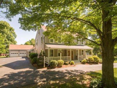 East Bridgewater Single Family Home For Sale: 968 Plymouth Street