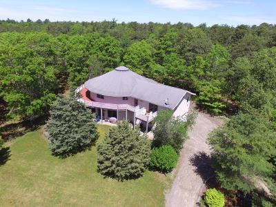 Plymouth Single Family Home For Sale: 1253r+1225 State Rd