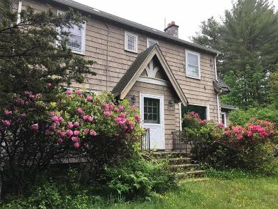 Wayland Single Family Home For Sale: 4 Peartree Ln