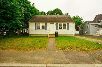 Framingham Single Family Home Under Agreement: 71 Howe St