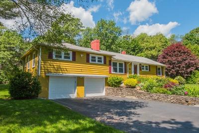 Wayland Single Family Home For Sale: 11 Eden Road