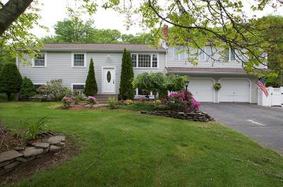 Hanover Single Family Home For Sale: 82 Dillingham Way