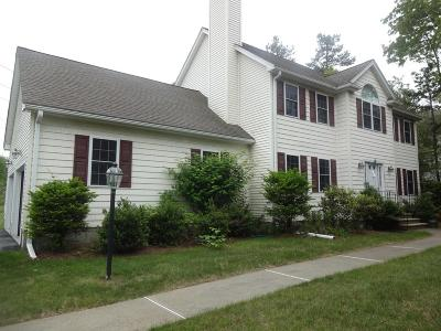 Burlington Single Family Home For Sale: 102 Muller Road