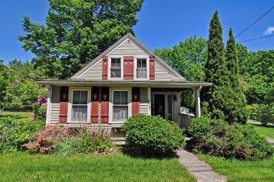 Single Family Home For Sale: 177 Hayden Rowe Street