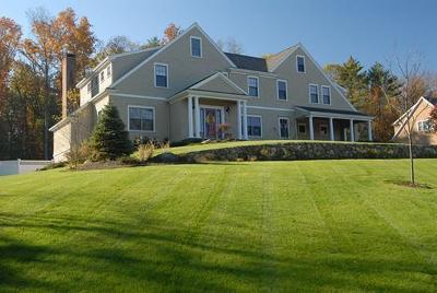 Duxbury Single Family Home For Sale: Lot 17 Cushing Drive