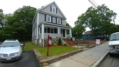 Malden Single Family Home For Sale: 65 B Central Ave