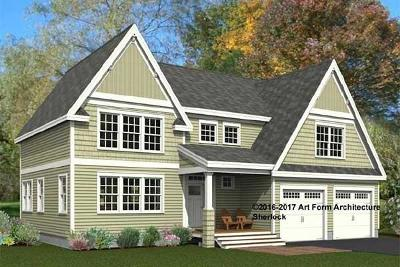 Acton Single Family Home Under Agreement: Lot 13 Hadley Lane
