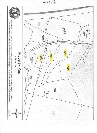 Residential Lots & Land For Sale: Lot 4 Lincoln St