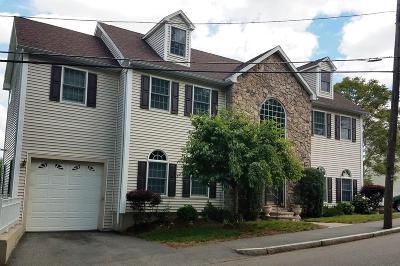 Malden Single Family Home Under Agreement: 30 Rutland St