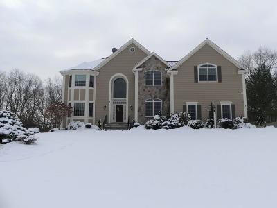 Andover Single Family Home For Sale: 5 Avella Cir