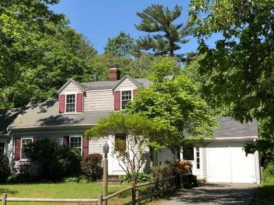 Marshfield Single Family Home Reactivated: 22 Acorn St