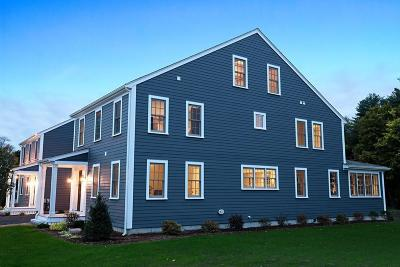 Norwell Single Family Home For Sale: 26 Damon Farm Way #28