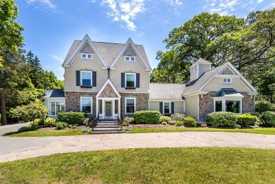 Canton Single Family Home For Sale: 943 Washington Street