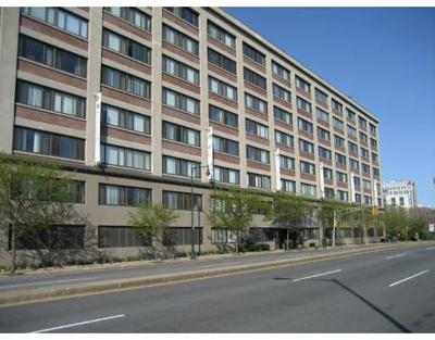 Cambridge Condo/Townhouse For Sale: 169 Monsignor Obrien Hwy #206