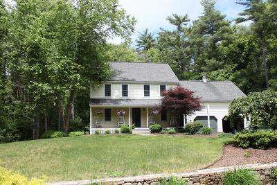 East Bridgewater Single Family Home For Sale: 82 Pine Wood Path