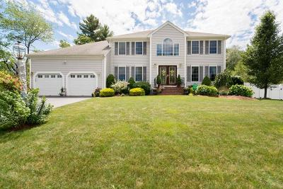 Raynham Single Family Home Contingent: 223 Whippoorwill Dr