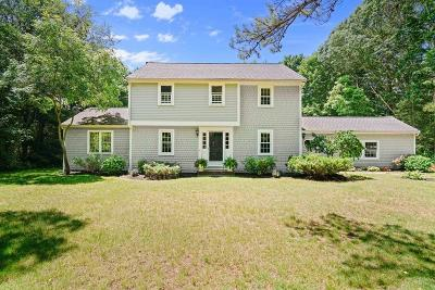 Duxbury Single Family Home For Sale: 151 Tremont St
