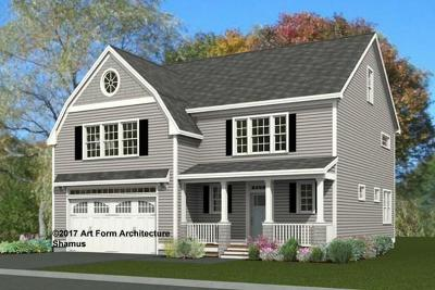 Acton Single Family Home For Sale: Lot 12 Hadley Lane