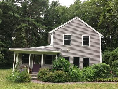 Single Family Home For Sale: 5 Cross Street
