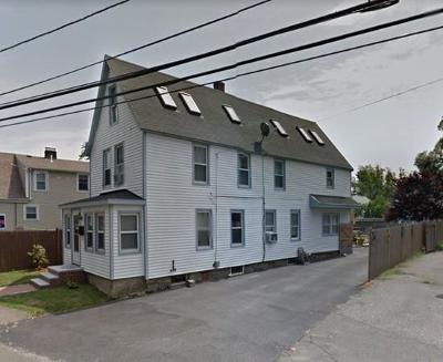 Peabody Single Family Home Under Agreement: 34 Forest St