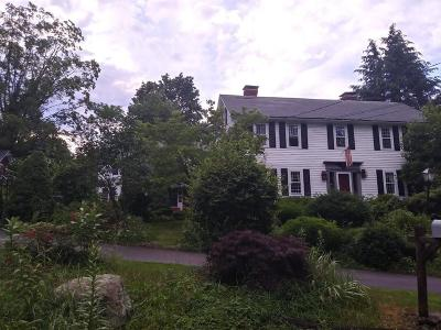 Stow Single Family Home Price Changed: 113 Walcott St