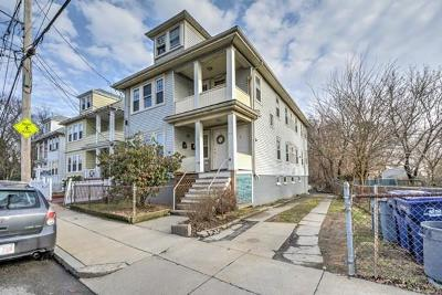 Condo/Townhouse For Sale: 95-97 Neponset Ave #2
