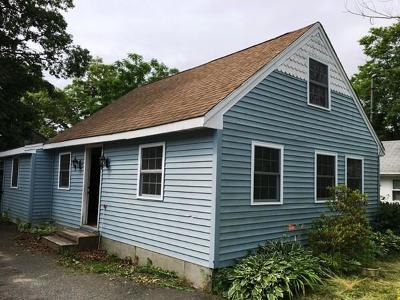 Wareham Single Family Home For Sale: 14 Swift Ave