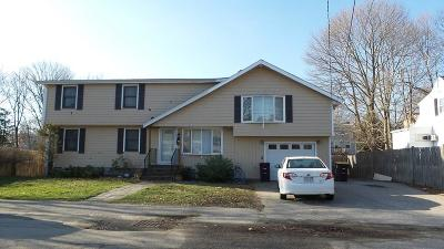 Weymouth Single Family Home For Sale: 65 Sunrise Dr