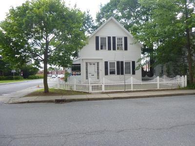 Framingham Single Family Home Under Agreement: 139 Pearl St