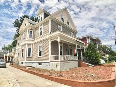 Lowell Single Family Home Under Agreement: 14 Edson St