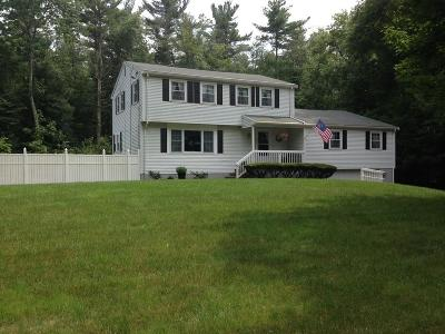 West Bridgewater Single Family Home For Sale: 24 Milebrook
