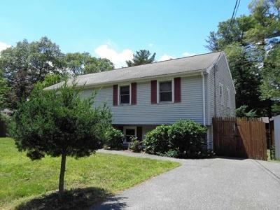 Randolph Single Family Home Under Agreement: 7 Johnson Dr