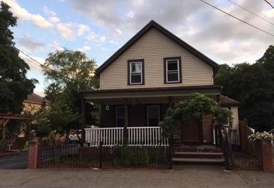 Dedham Single Family Home For Sale: 51 Greenhood St