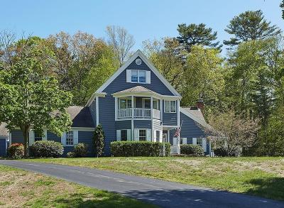 Scituate Single Family Home Under Agreement: 23 Forest Ln #23