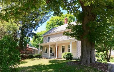 Quincy Single Family Home For Sale: 1405 Furnace Brook Pkwy