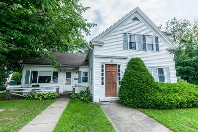 Ashland Multi Family Home Under Agreement: 22/24 Summer St