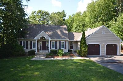 Taunton Single Family Home For Sale: 95 West Lake Dr