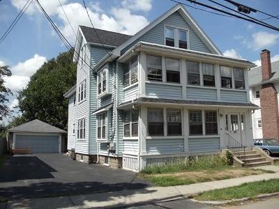 Arlington Rental For Rent: 48 Cleveland St #2