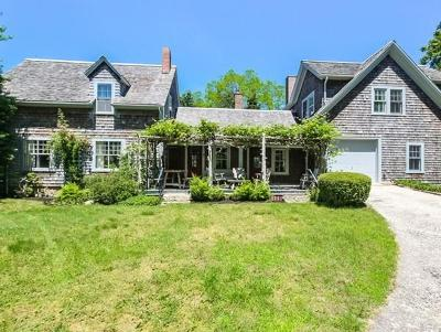 MA-Barnstable County Single Family Home For Sale: 275 W Falmouth Hwy