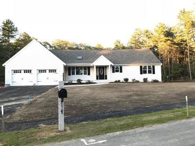MA-Barnstable County Single Family Home For Sale: 11 Faith's Way
