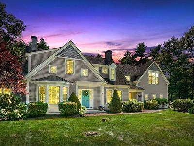 Duxbury Single Family Home For Sale: 25 Amado Way