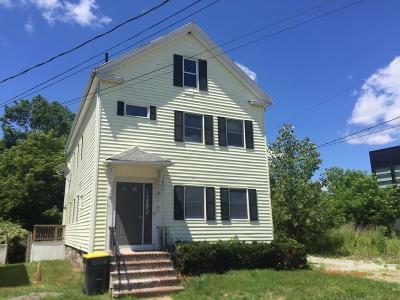 Avon Multi Family Home Under Agreement: 7 E Main St