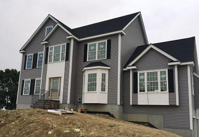 Danvers Single Family Home Extended: 19 Overlook Drive