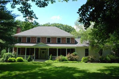 Sudbury MA Single Family Home For Sale: $1,289,000