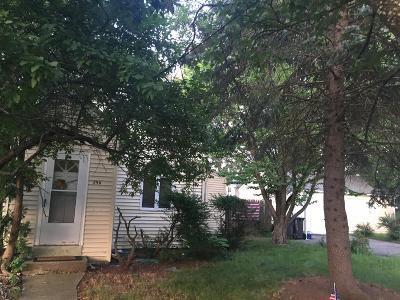 Dedham Single Family Home For Sale: 296 Riverside Dr