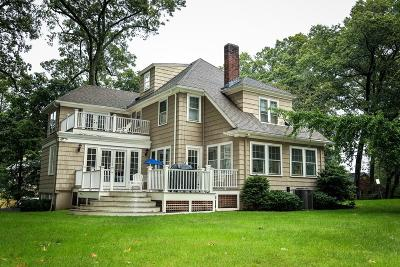 Newton Single Family Home For Sale: 20 Greenlawn Ave