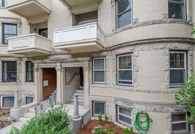 Brookline Condo/Townhouse For Sale: 43 Dwight #2