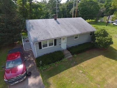 Whitman Single Family Home For Sale: 360 High St