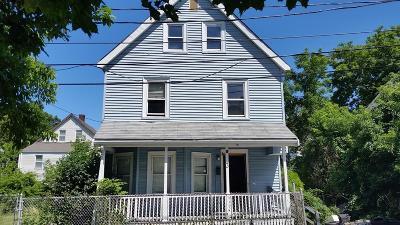 Boston Single Family Home Under Agreement: 3 Oakhurst St