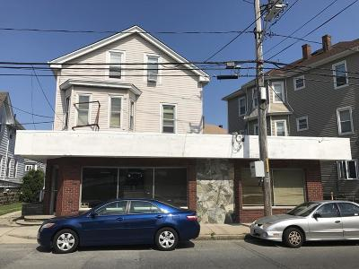 Fall River Multi Family Home Extended: 1174 North Main Street
